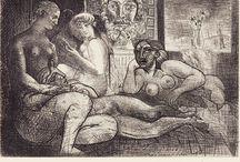 Picasso, capolavori incisori e litografici / DEODATO ARTE Milano, 12 febbraio - 30 marzo 2016,  inaugurazione giovedì 11 febbraio ore 18.30