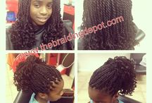 Summer hairstyles for Courtney / by Renee Edwards-Smith