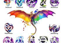 pride dragons