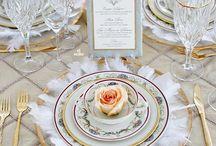 Amy Anaiz Wedding Details / Inspiration Wedding Details