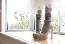 wear - shoes / by Dee Rolston