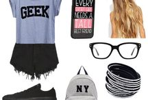 My polyvore outfits / ~ Polyvore outfits basically ~ Some are really bad ~
