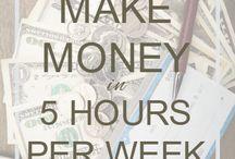 extra money