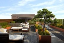Outdoor | Rooftop gardens and balconies