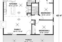 House Plans / by Mary Ripp