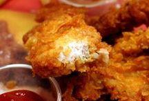filet de poulet kfc