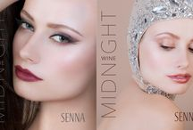 Midnight Wine Fall 2013 Collection / Explore @sennacosmetic new Fall Collection! / by SENNA Cosmetics