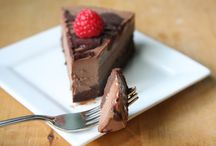 """Guilt Free Goodies / Desserts with a  capital """"D"""" that will leave you feeling guilt free."""