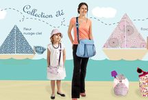 COLLECTION ETE 2015