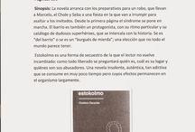 TABLÓN DE LECTURAS / Recomendaciones de los alumnos y reflexiones sobre la aceptación de los libros de lectura propuestos a los alumnos de ESO.