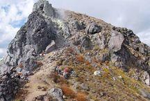 焼岳(北アルプス)登山 / 活火山焼岳の絶景ポイント 北アルプス登山ルートガイド。Japan Alps mountain climbing route guide