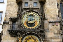 Astronomical Clocks and clocks of all times