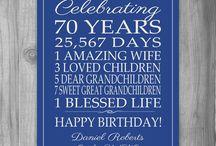 70 birthday gift ideas dad