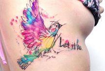 Tattoos that I love / by Jennifer Brickman