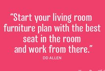 Interior Decor Quotes for any home