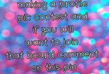 Americancandy's Profile pic contest :) / PROFILE PIC CONTEST !!!!!!!!!!! pin as many profile pics as you want