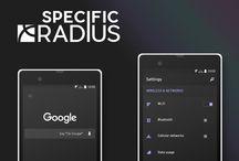 Radius - CM13/12 Theme v1.5 build 9