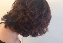 peinados de calle / Nuestros trabajos, peinados y colores .