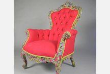 Furniture / by Ezra Paulekas