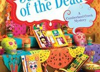 Scrapbook of the Dead Blog Stops / Book # 5 in the Cumberland Creek Mysteries goes on a blog tour!