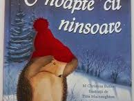 Anotimpuri: Iarna / Aer rece ce îți trezește simțutile. Înmărmurire rece, frig pătrunzător, trostene de crengi, animale duse la hibernare, câte o sanie răzleață, crengi golașe, soare cu dinți, rasete de copii, fulgi sălăreți, covor alb și gros și nesfârșit de nea.  Acum, îmbrăcată în straie albe, doamna iarnă ne întâmpină cu un zâmbet larg. Ce cărți destinate copiilor ne-o fac cunoscută? Ia să vedem.