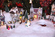 Christmas Village--Dan's Bucket List