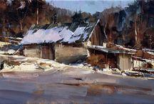 Painting : Nagy Tibor
