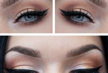 make up~
