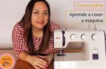 cursos como usar las maquinas de cocer