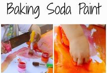 baking soda paint