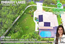 Embassy Lakes in Cooper City Florida