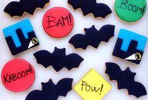 Galletas Batman / Podéis seguidme en Mariablablabla en Facebook
