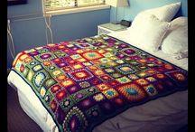Crochet/haken >DEKENS