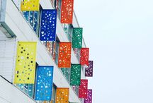 renkli pencereler