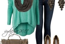 Warm and Toasty / Fall/Winter Fashion / by Amy Sullivan