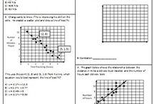 Bivariate Data and Scatterplots