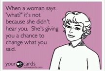 Funny Sarcastic eCards / by Sophie Wadley