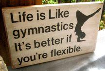 Gymnastics  / Gymnastics ❤️