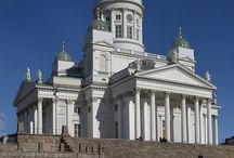 The Church of Finnish / The pictures of churches in Finland.