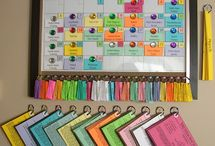 Organization and planning / by Raquel Michael