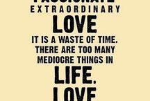 Good words...