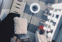 My glam room