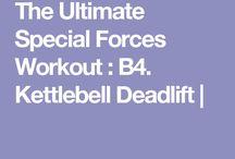 Total body exercises