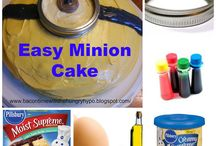Minion Party / by Kelsea Hyland Zoulamis