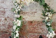 A R C H / Wedding Arch Ideas