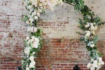 ARCH / Wedding Arch Ideas
