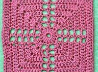 puntos en crochet