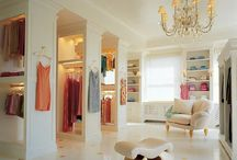 Closet Dressing Area- One Day  / by C R
