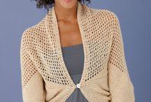 Horgolt nagy projektek / Big Crochet projects