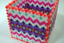 Hama Beads Pencil Holder